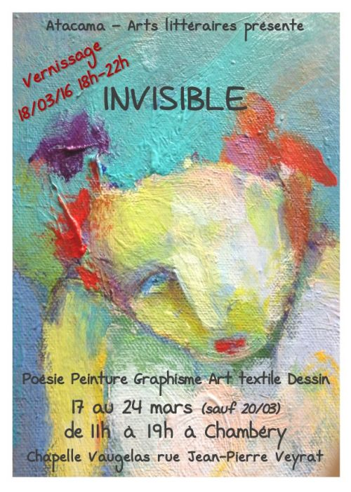 Exposition INVISIBLE
