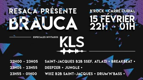 Brauca : Showcase K-Le Son
